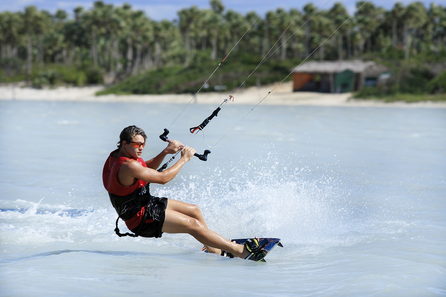 Post image for Kiteboarding — Our Favorite Sport